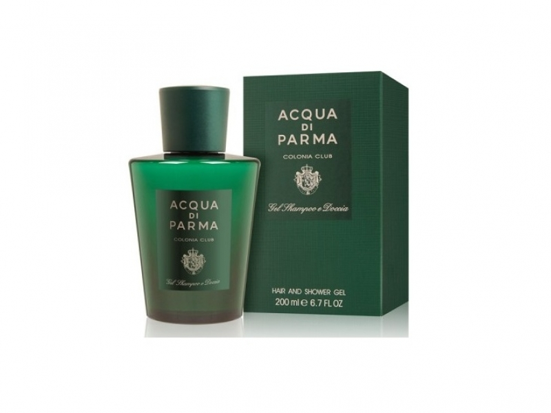 ACQUA DI PARMA COLONIA Club Gel Douche et Shampoing 200 ml