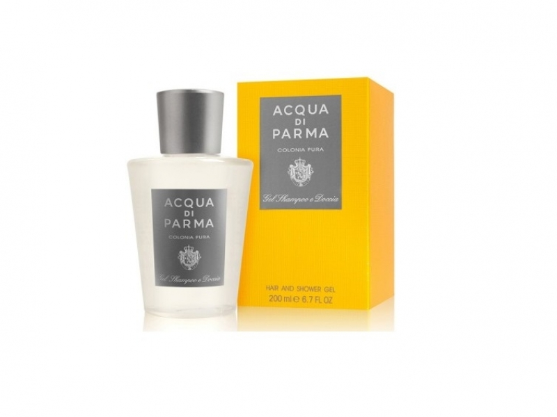 ACQUA PARMA Colonia Pura Gel Douche et Shampoing 200 ml