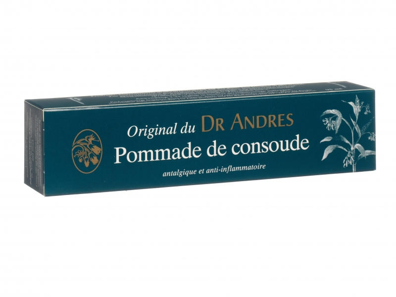 Andres pommade de consoude 95 ml