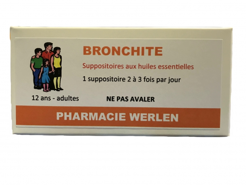 HE BRONCHITES (12 ANS-ADULTES) 10 SUPP