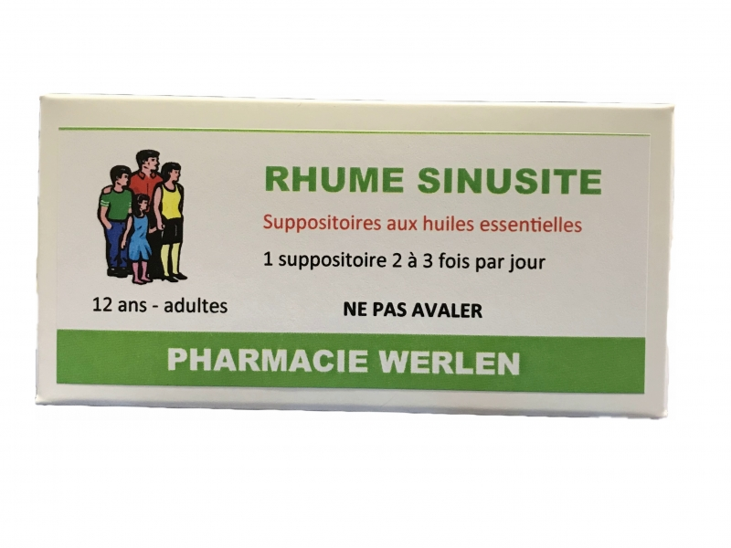 HE RHUME-SINUSITE (12 ANS-ADULTES) 10 SUPP