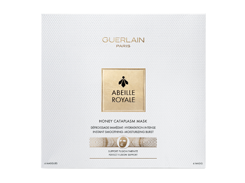 GUERLAIN Abeille Royale Honey Cataplasm Mask 4 pièces