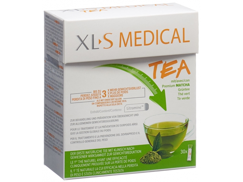 XL-S MEDICAL Tea stick 30 pce