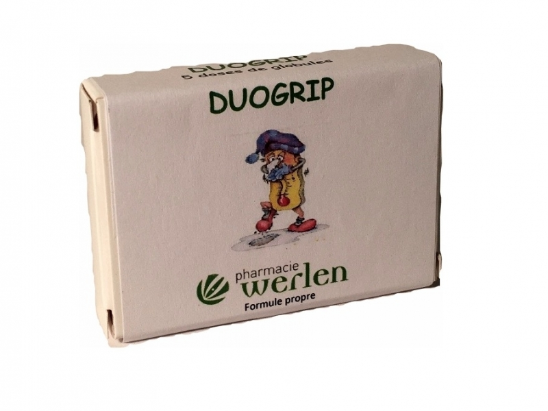 HO DUOGRIP 5 DOSES