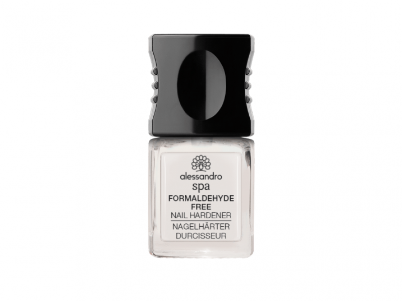 ALESSANDRO NAIL SPA NAIL HARDENER - Formaldehyde-free Coconut Oil & Hexanal Durcisseur 10 ml