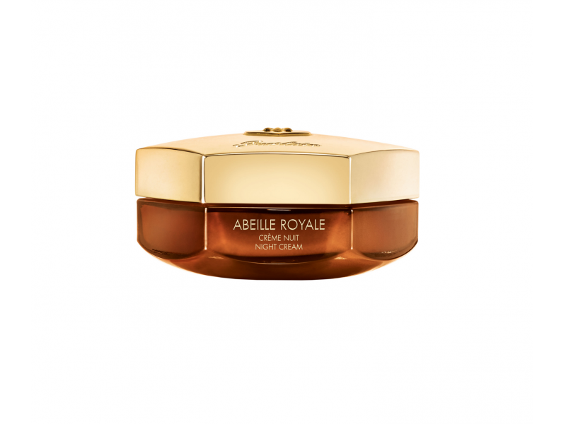 GUERLAIN ABEILLE ROY NIGHT CREAM JAR 50 ML